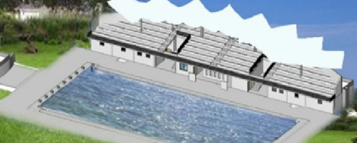 Swimming pool and viewing gallery hyderabad india 513 - Swimming pool construction cost in hyderabad ...