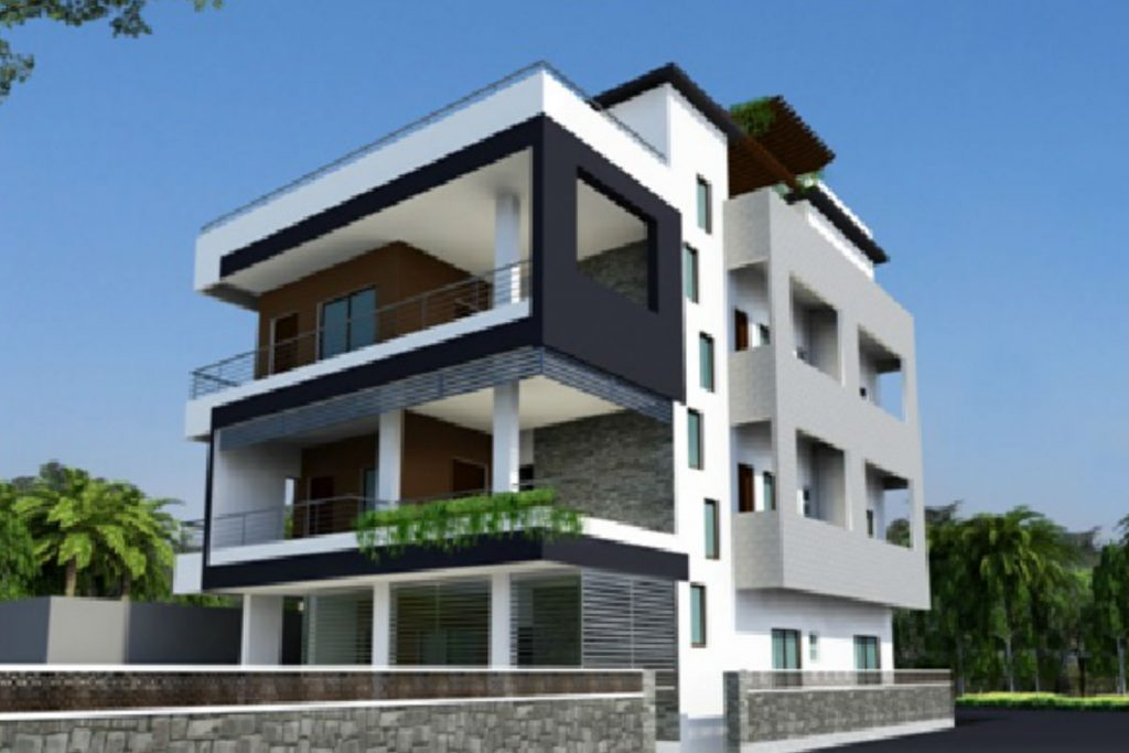 G 3 residential building hindupur andhra pradesh india for Rcc home show